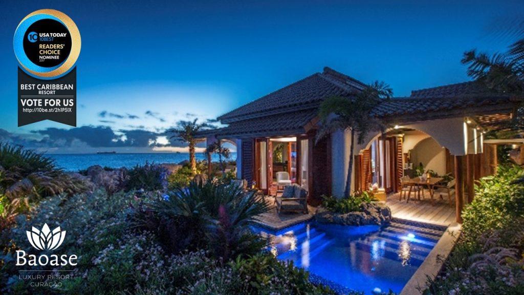 News - Baoase Luxury Resort Curaçao